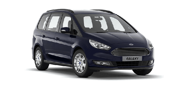 Ford Galaxy Grupo X