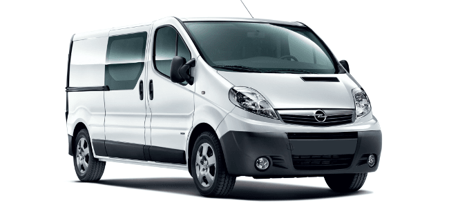 Carro Opel Vivaro Group 3