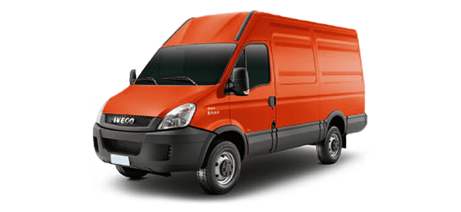 Carrinha Iveco Daily Group 5