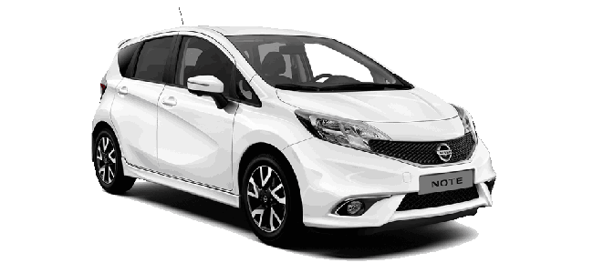 Nissan Note Grupo A