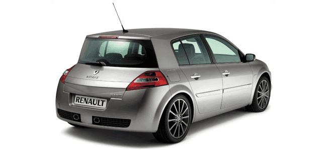 Carro Renault Megane Group E